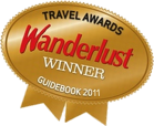Best Guidebooks Award 2011